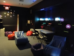 ALFA Development's new sensory room for special needs adults